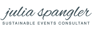 Julia Spangler Sustainable Events Consultant