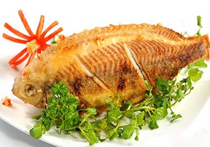 Cá - Món ăn giúp tăng kích thước cậu nhỏ tự nhiên