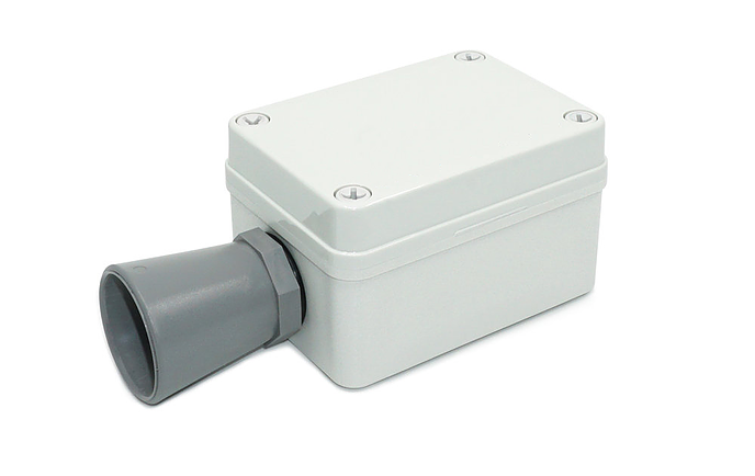mOOvement ultrasonic Sensor for tanks and troughs to remotely track water level.