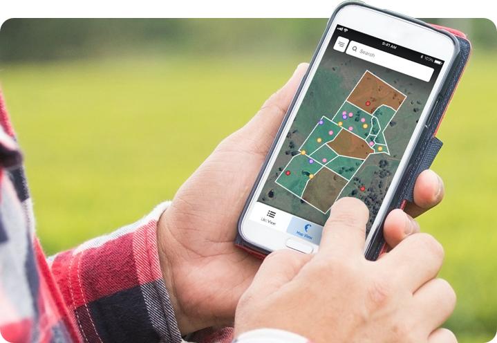 mOOvement farm management mobile App