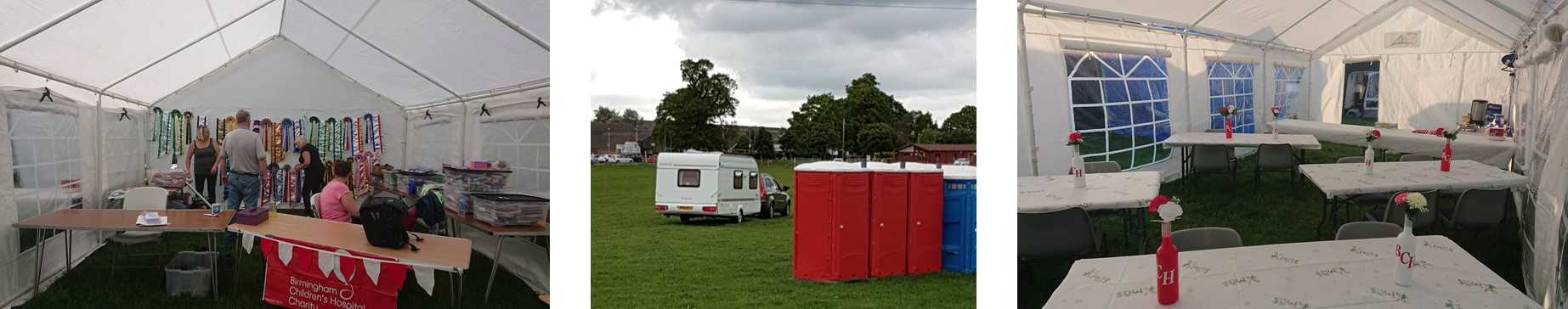 D-tox rents portable toilets to support horse shows, gymkhanas and pony camps