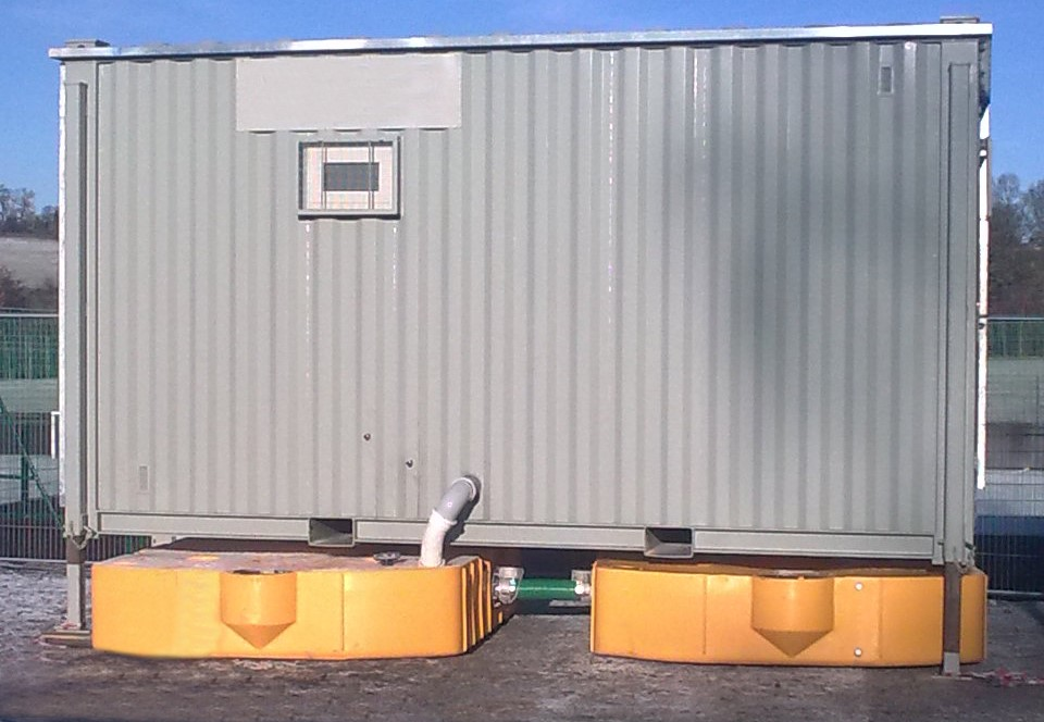 Waste Tank Hire. Free delivery in February