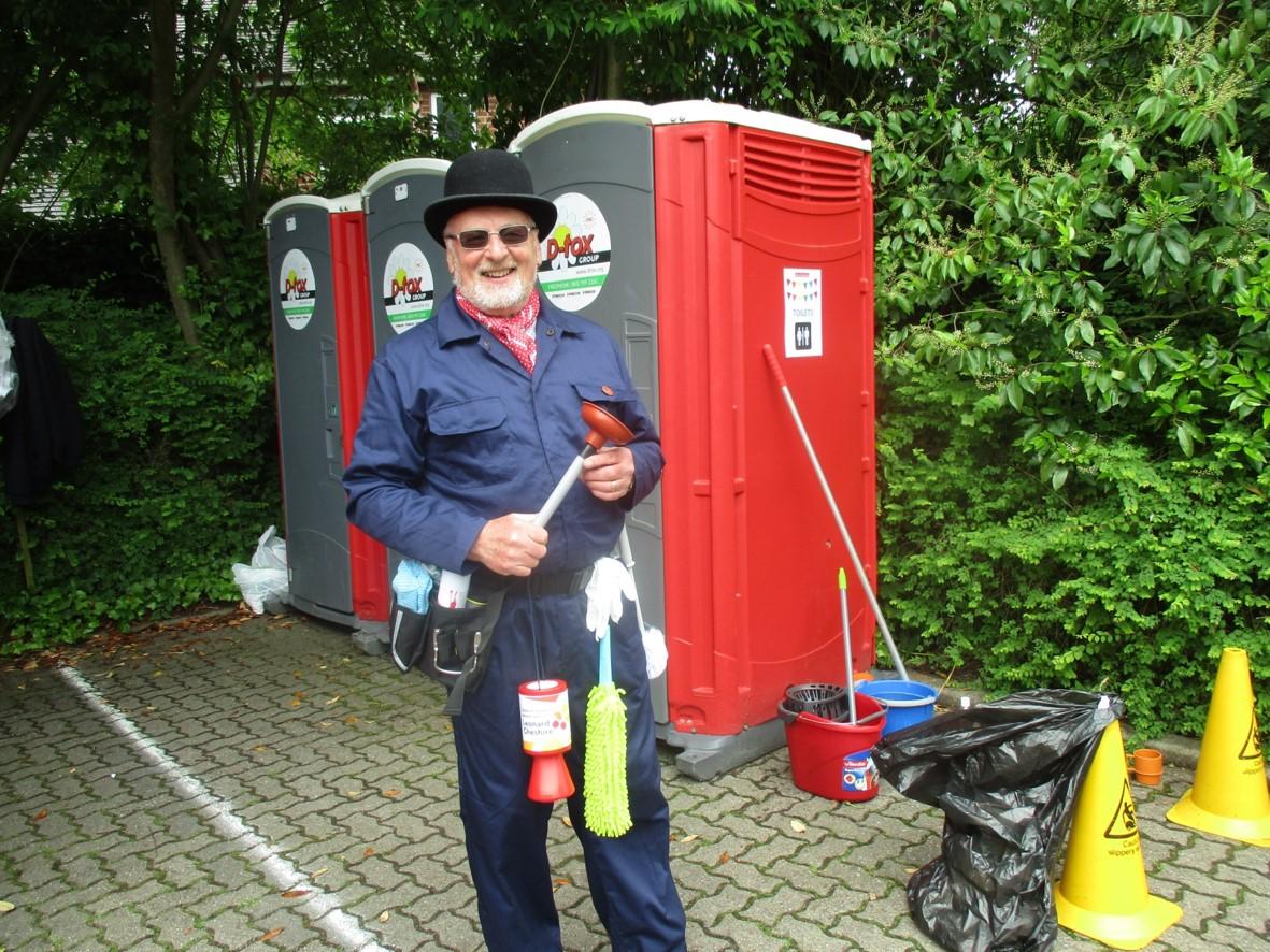portable toilet hire Swadlincote, Derbyshire