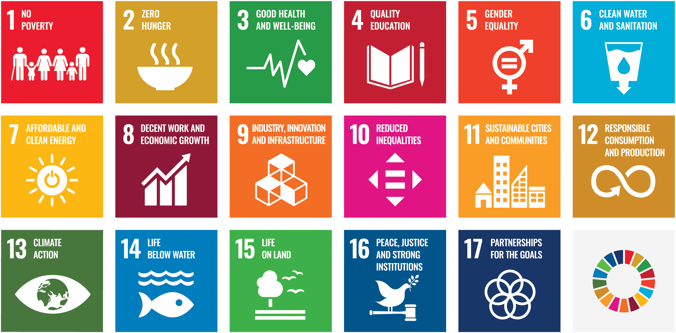 SDG Goal Poster