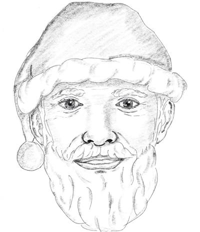 Caity Lotz drawn portrait