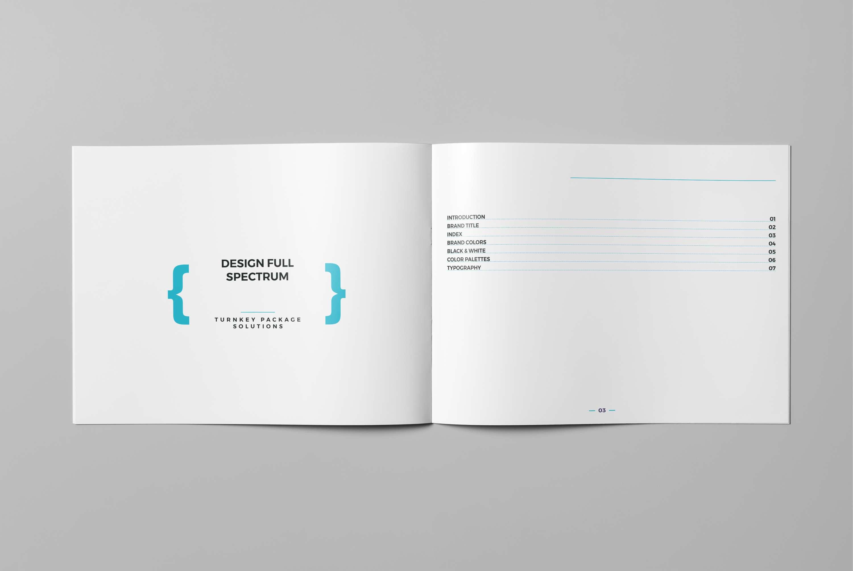 design full spectrum brochure 2