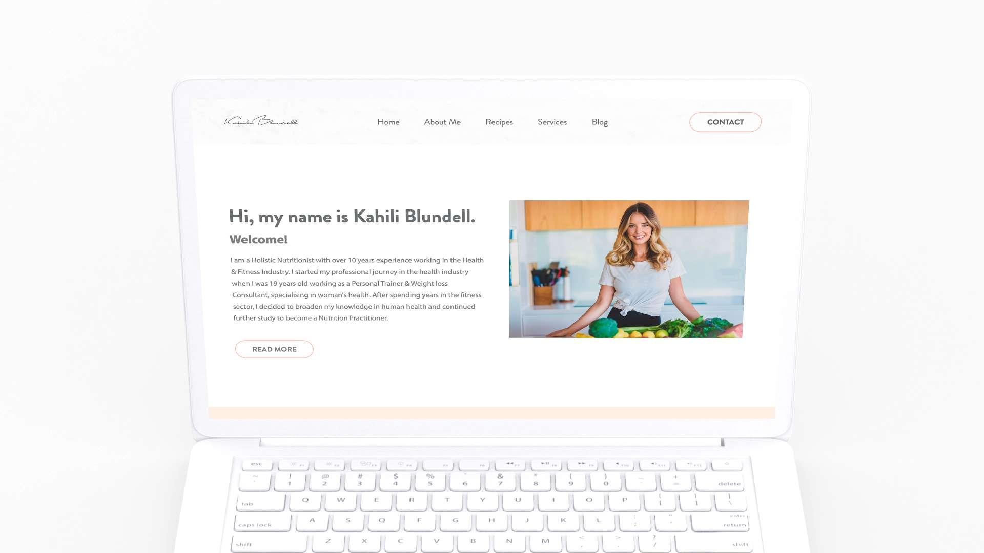 kahili blundell website 3