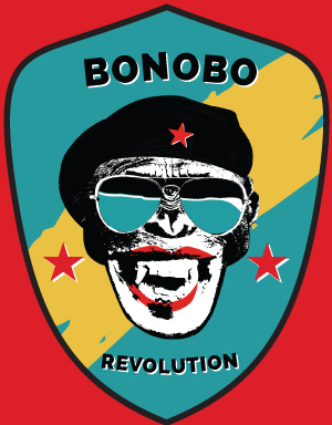 Bonobo Revolution badge