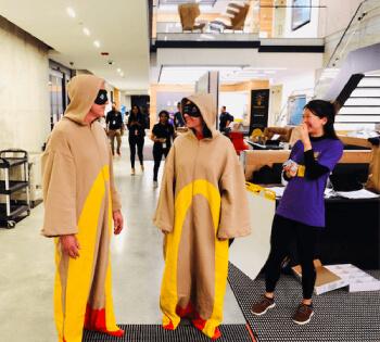 McDonald's Burger Innovation Sprint