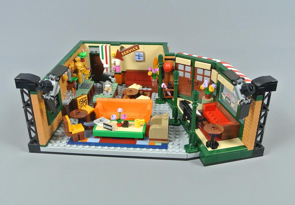 LEGO Central Perk Open Innovation Product Ideas