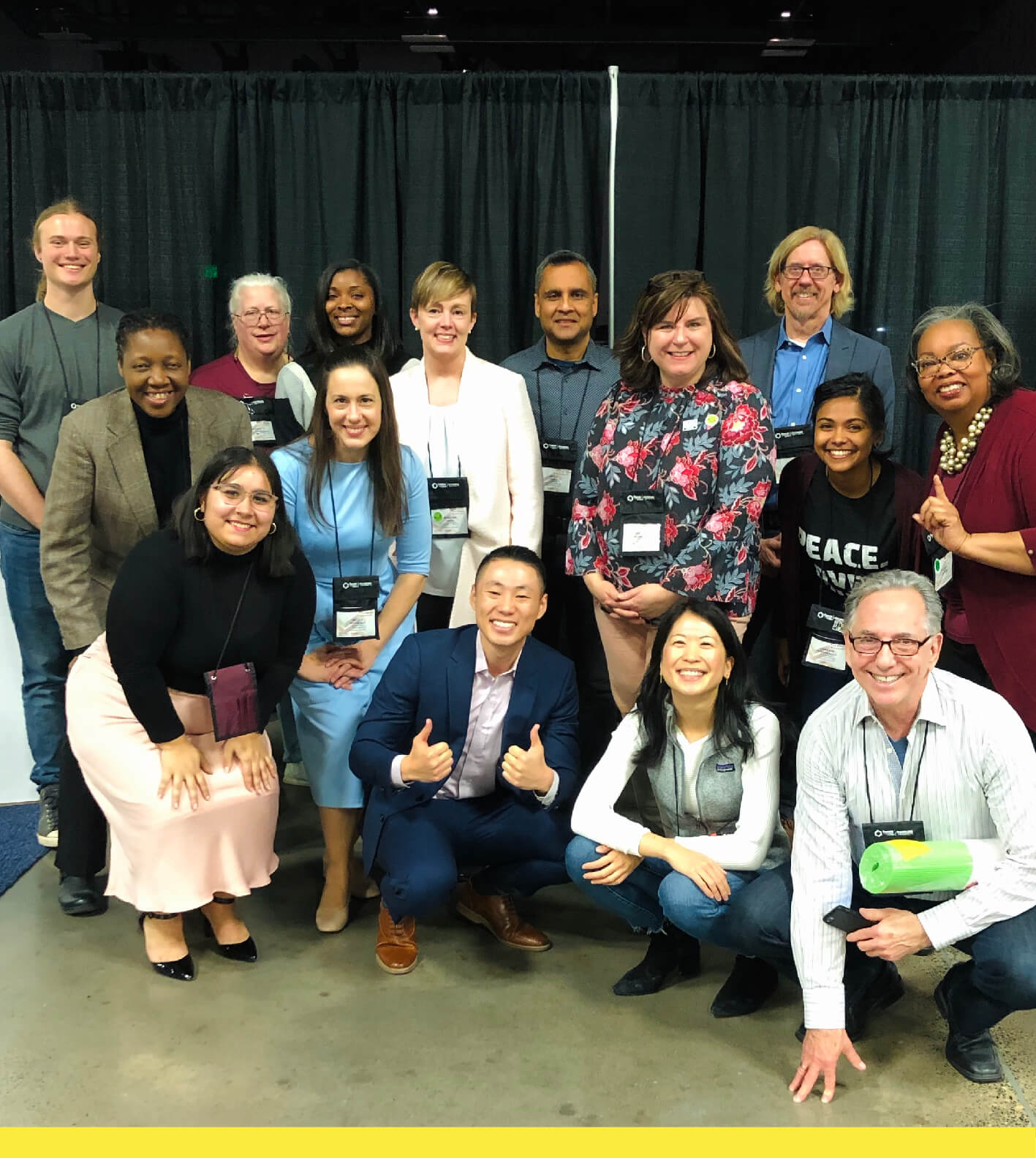 The Onova team led a 3-day invention sprint at the Forum on Workplace Inclusion conference where 1500+ Diversity, Equity, and Inclusion (DEI) leaders gathered to learn, discuss, and innovate.