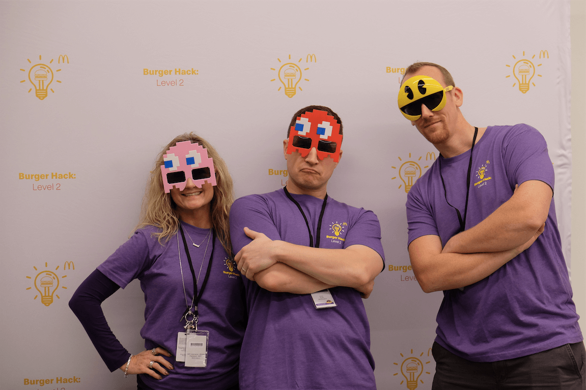 As we approach our fourth year running BurgerHack with McDonald's, let's take a look at how this fast-food giant built a legacy on innovation and revisit how we navigated running a hackathon and innovation sprint during a global pandemic.