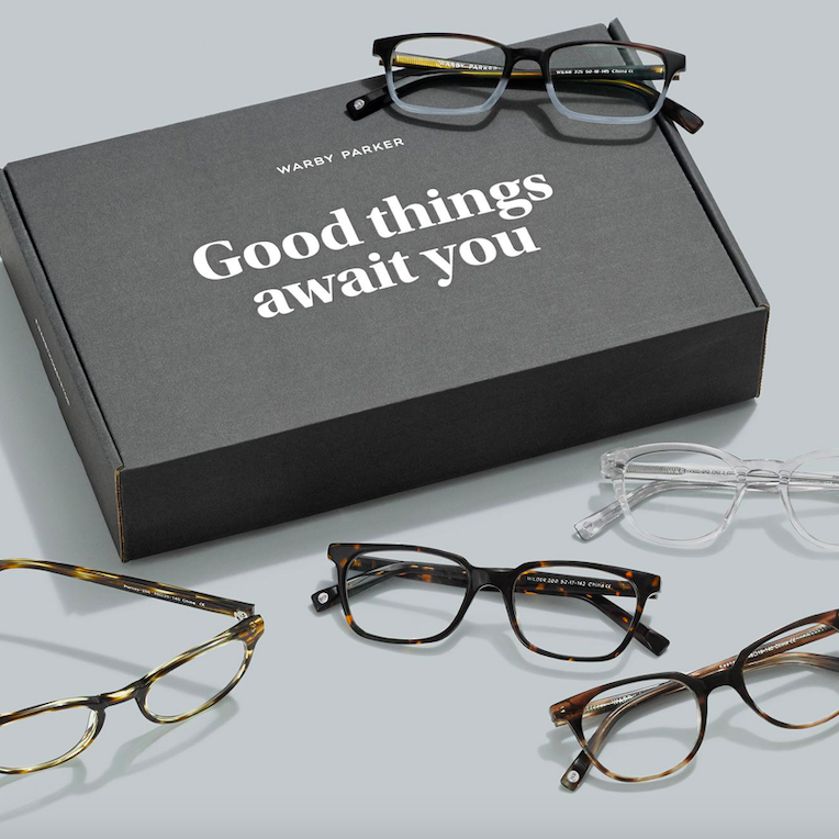 """With innovation and originality at its core, Warby Parker took 'understanding the market' to a whole new level. It all started when 4 college students asked themselves, """"why is eyewear so damn expensive?""""."""