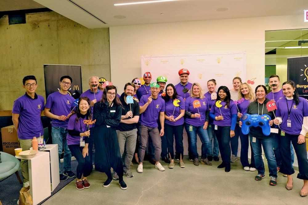 Burger Hack 2019 Planning Team