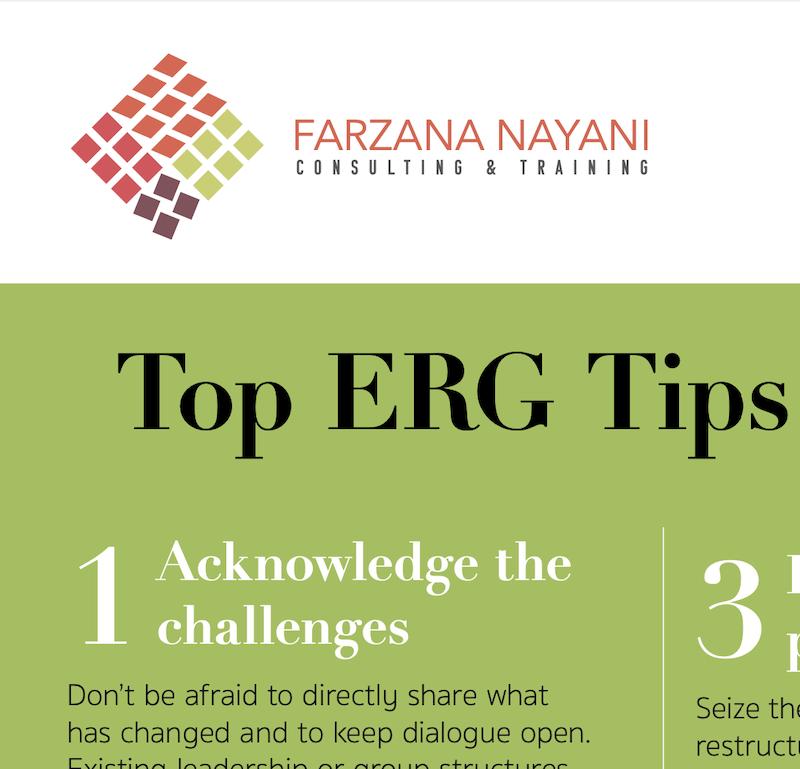 Top Employee Resource Group ERG Tips PDF Thumbnail