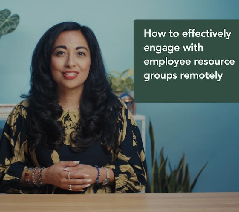 ERG video thumbnail - effective remote engagement