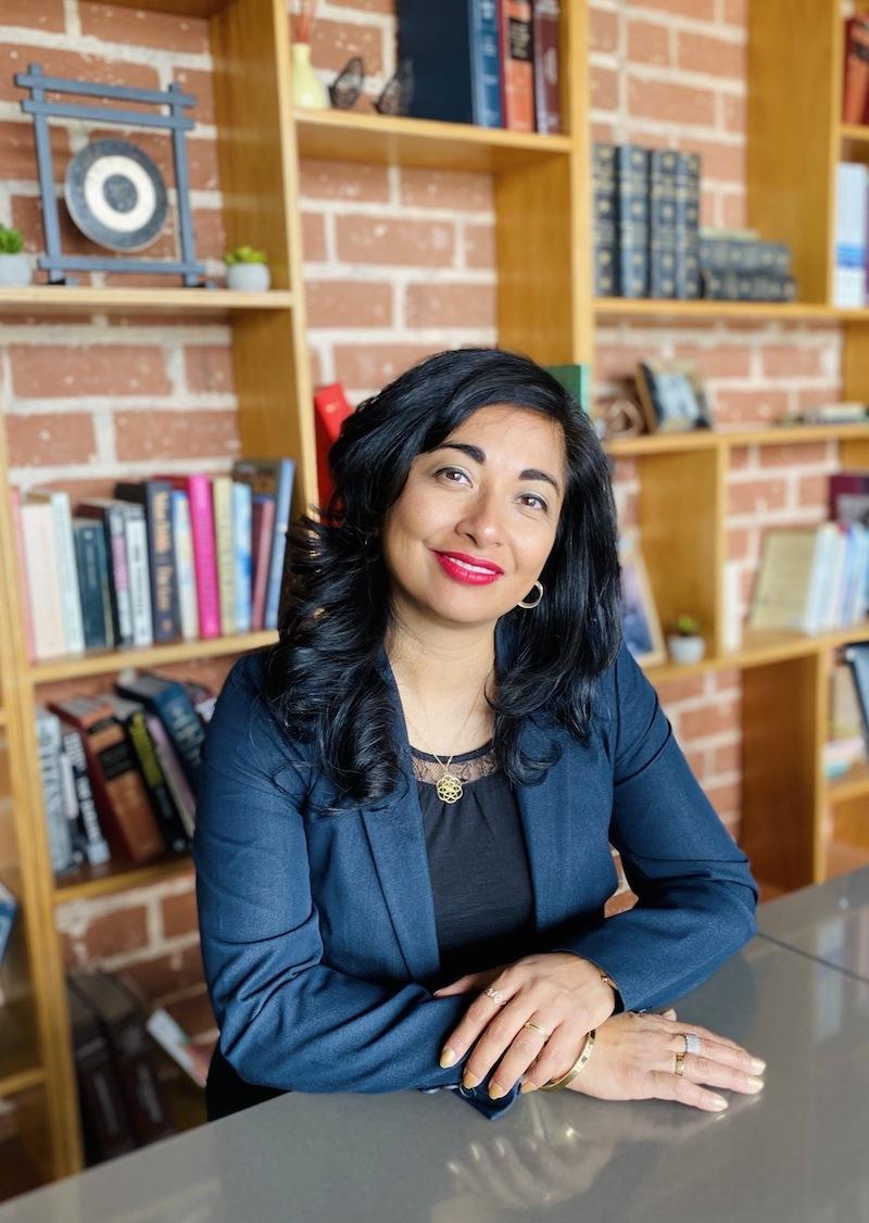 Farzana Nayani, Employee Resource Group (ERG) and DEI Consultant and Coach