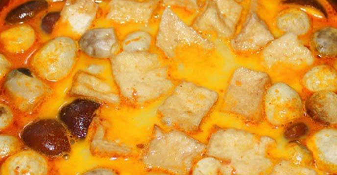 Cách là m cà ri chay - nêm nếm gia vị cho vừa miệng