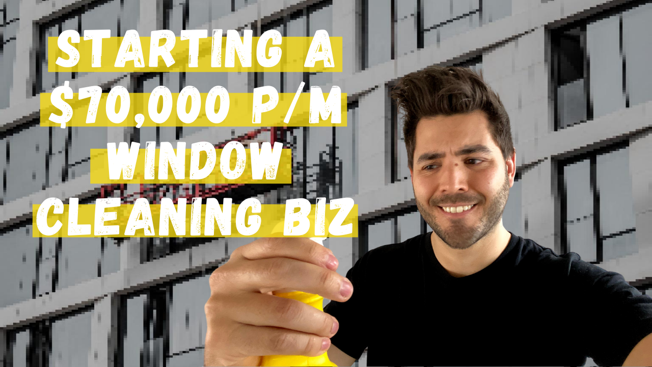 Helping A Window Cleaning Company Generate More Leads 🧼