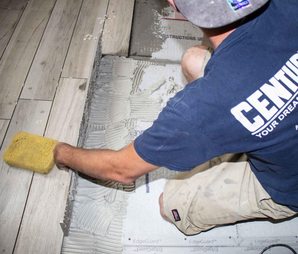 Joliet, IL Floor Install