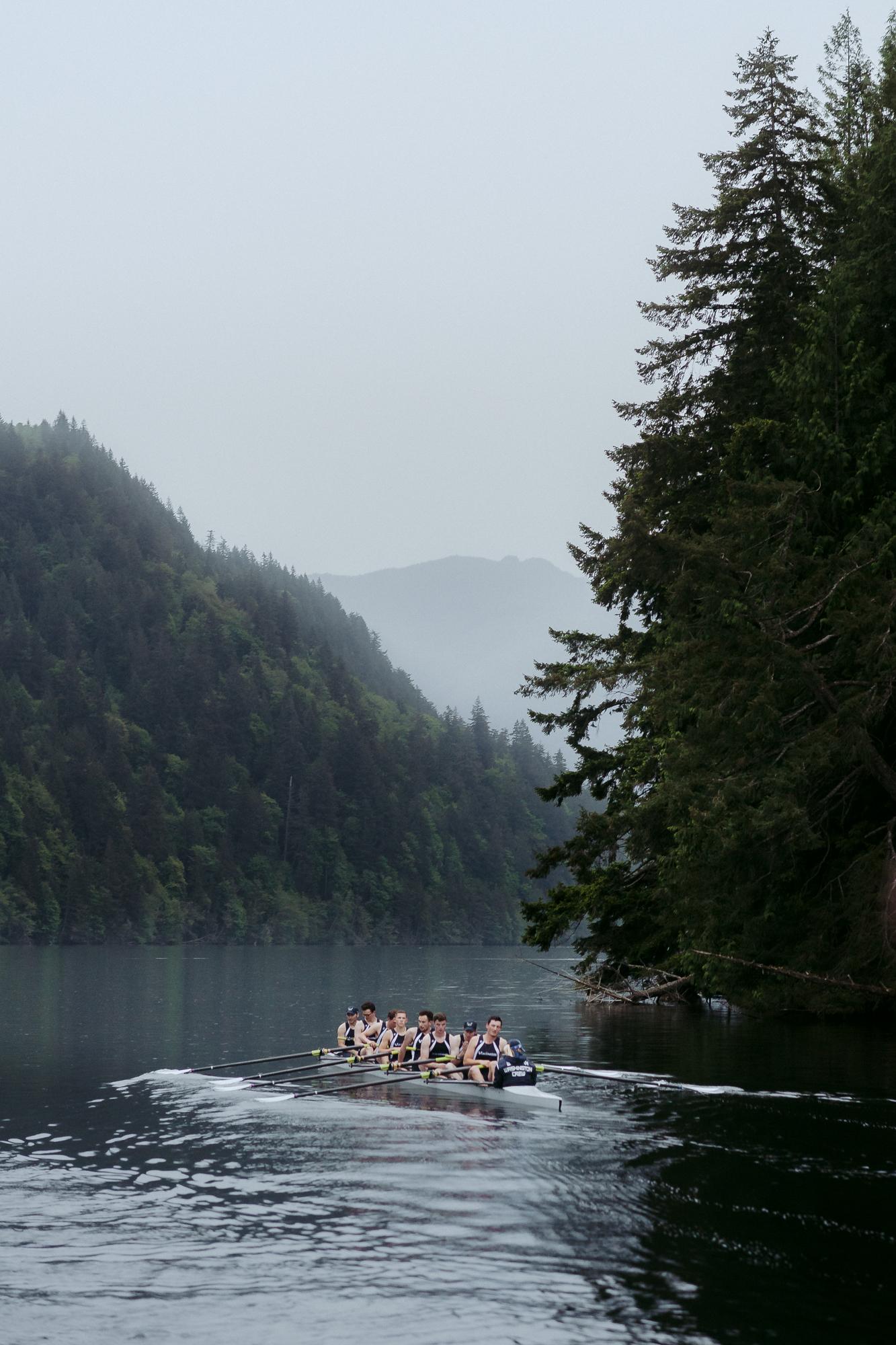 western washington universities rowing team