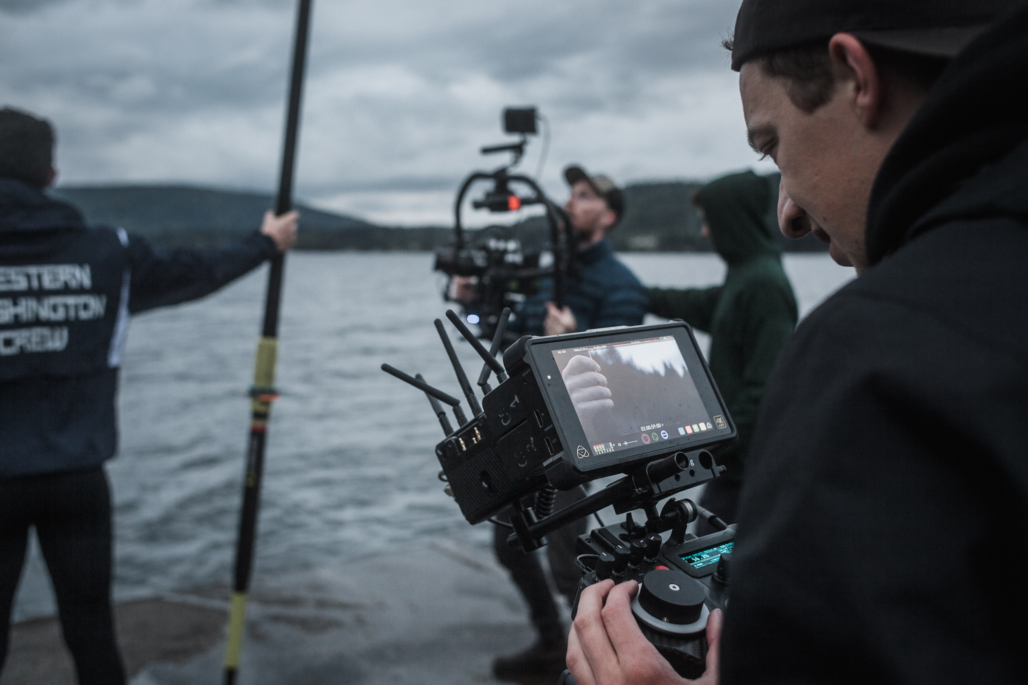 Freefly Systems on set
