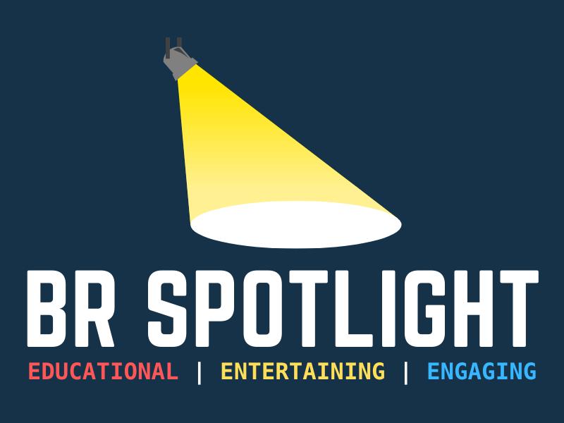 BR Spotlight logo