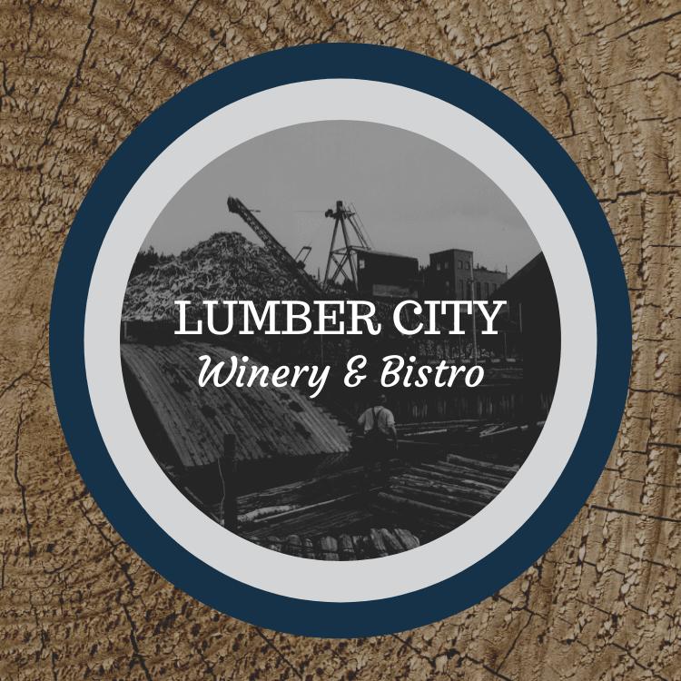 Lumber City Winery & Bistro logo