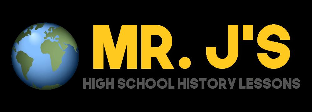 Mr. J's High School History