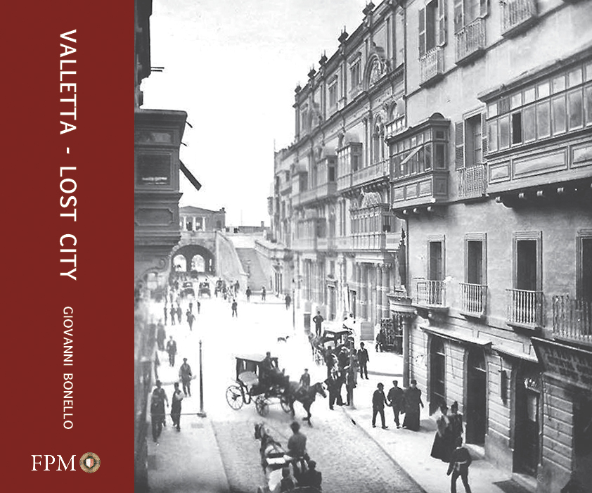 Valletta – Lost City, Vol. I