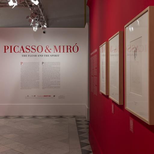 Picasso & Miró Exhibition