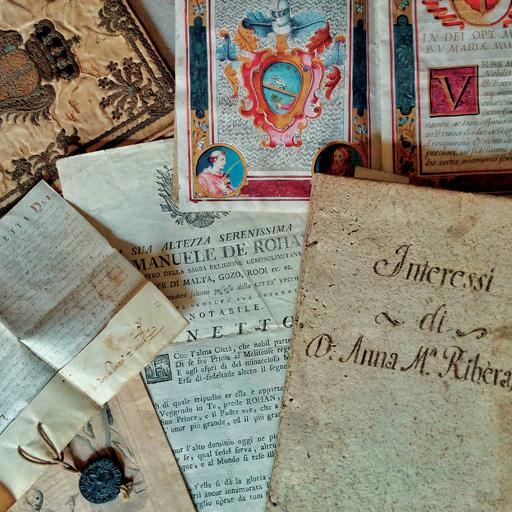 The Malta Private Archive Digitization Project