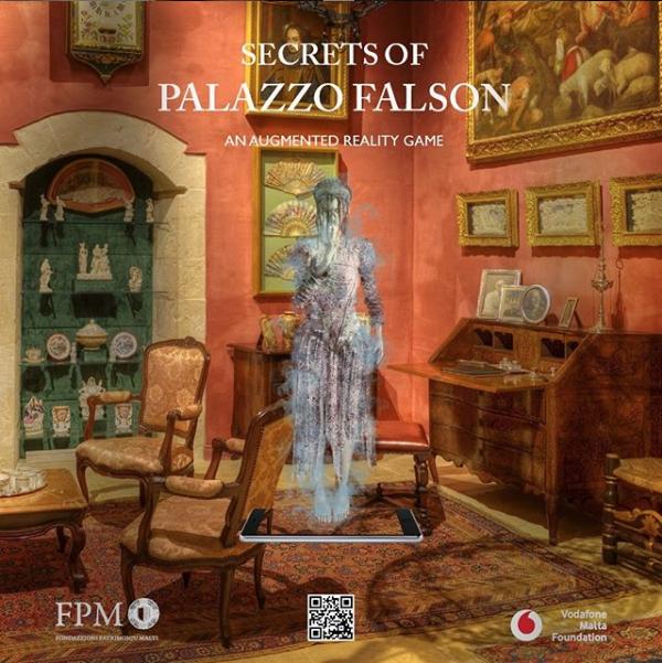Secrets of Palazzo Falson