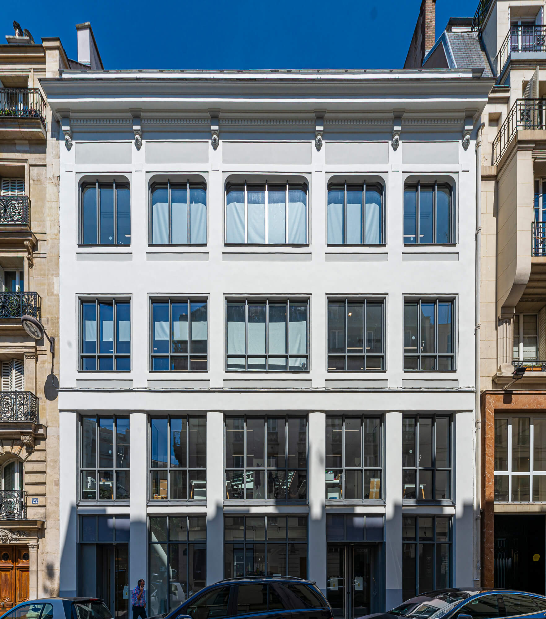 architecture photographie photographe paris A26 troyon Come bocabeille studio cob architecture paris photo