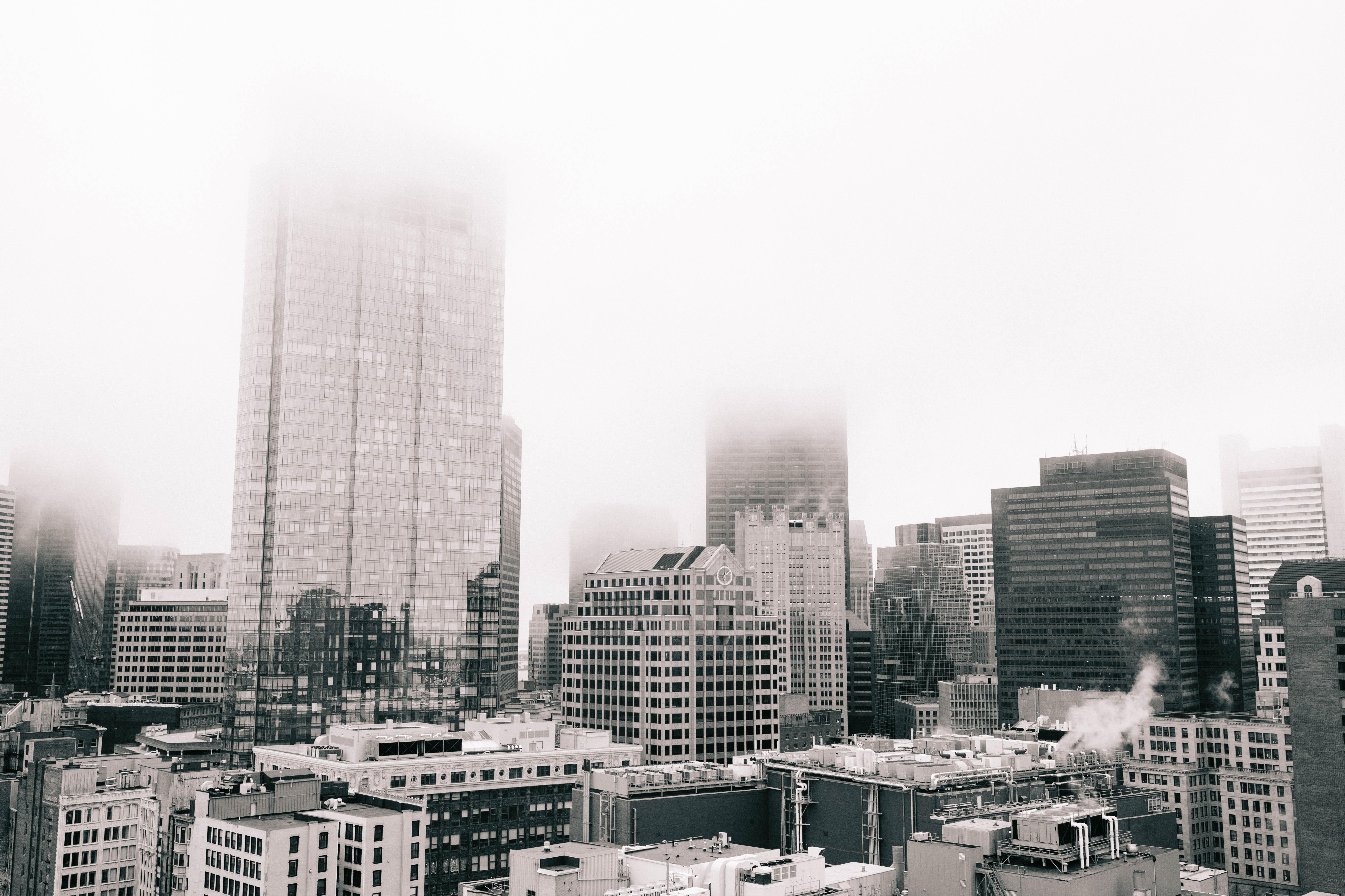 Boston Clouds