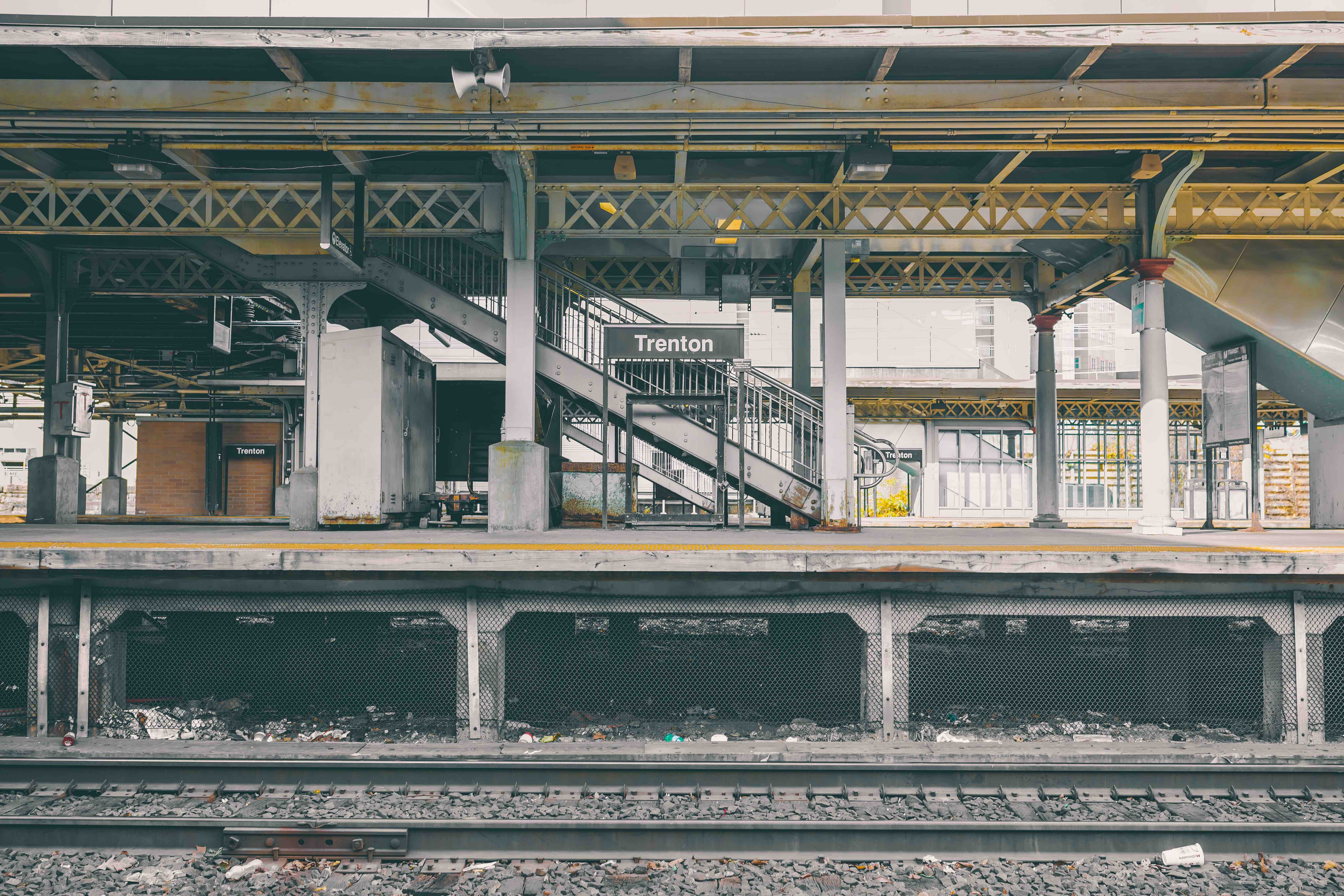 Trenton Train Station