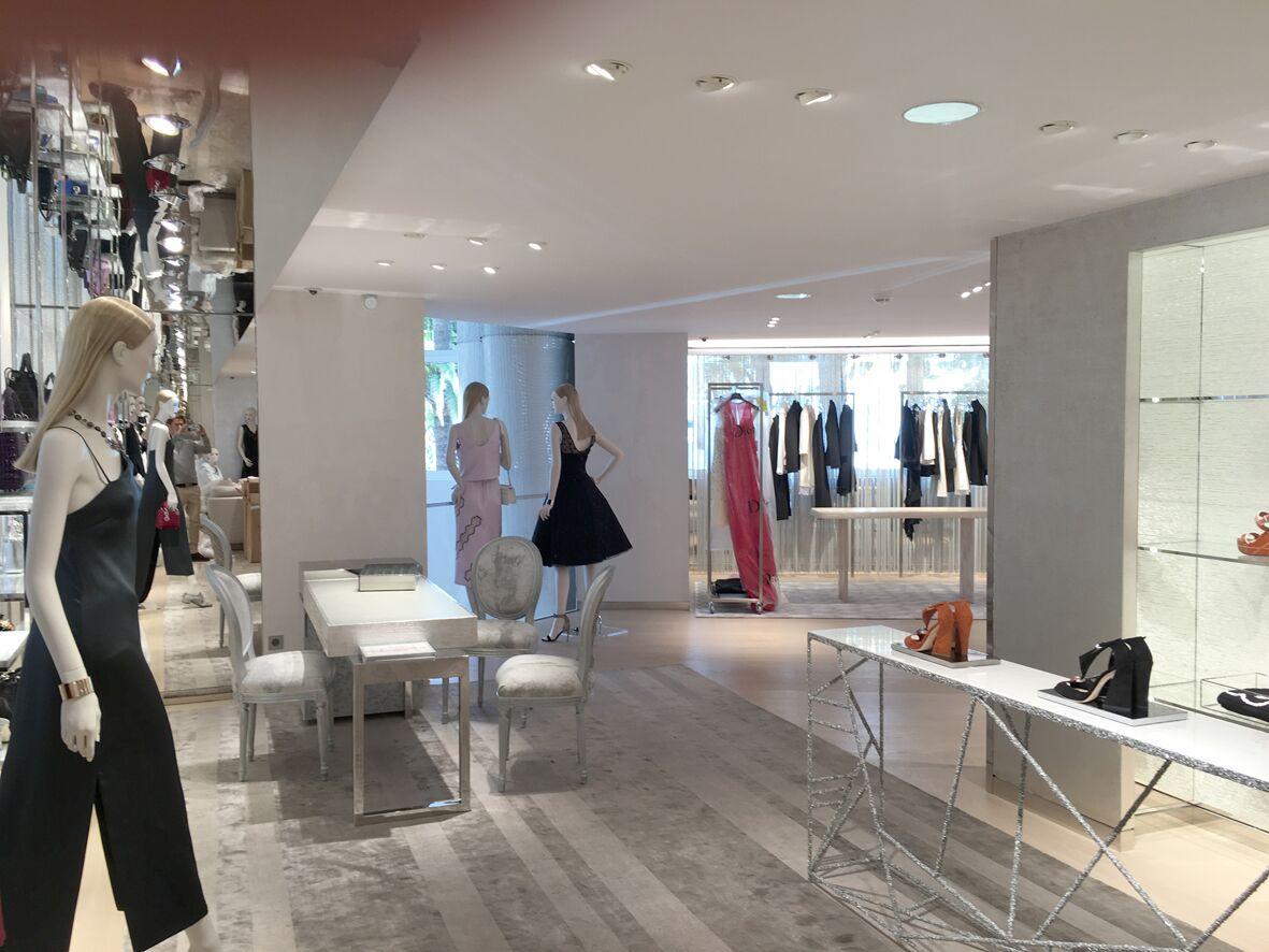 Samuel Amoia Dior Cannes