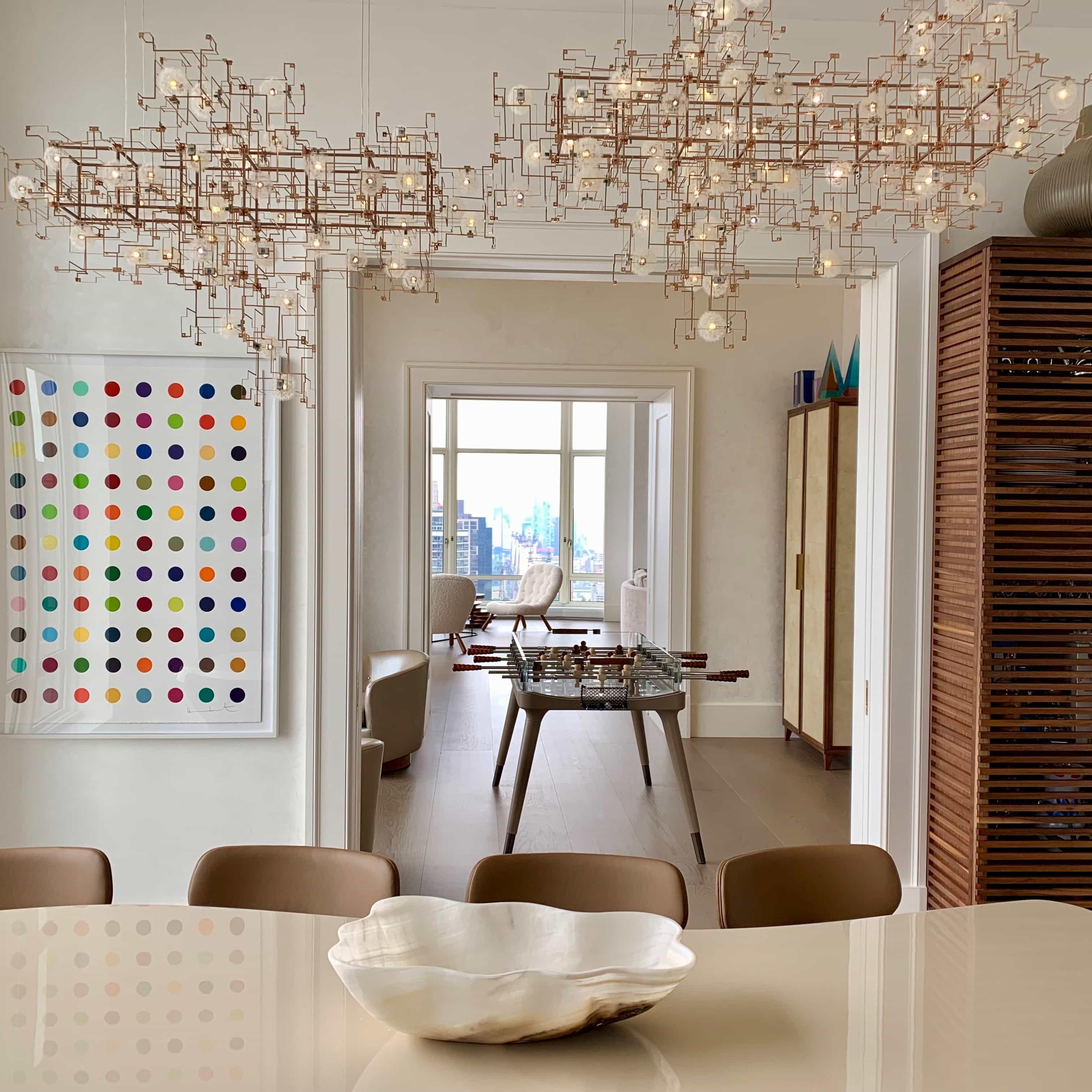 Samuel Amoia 520 Park Avenue Residence