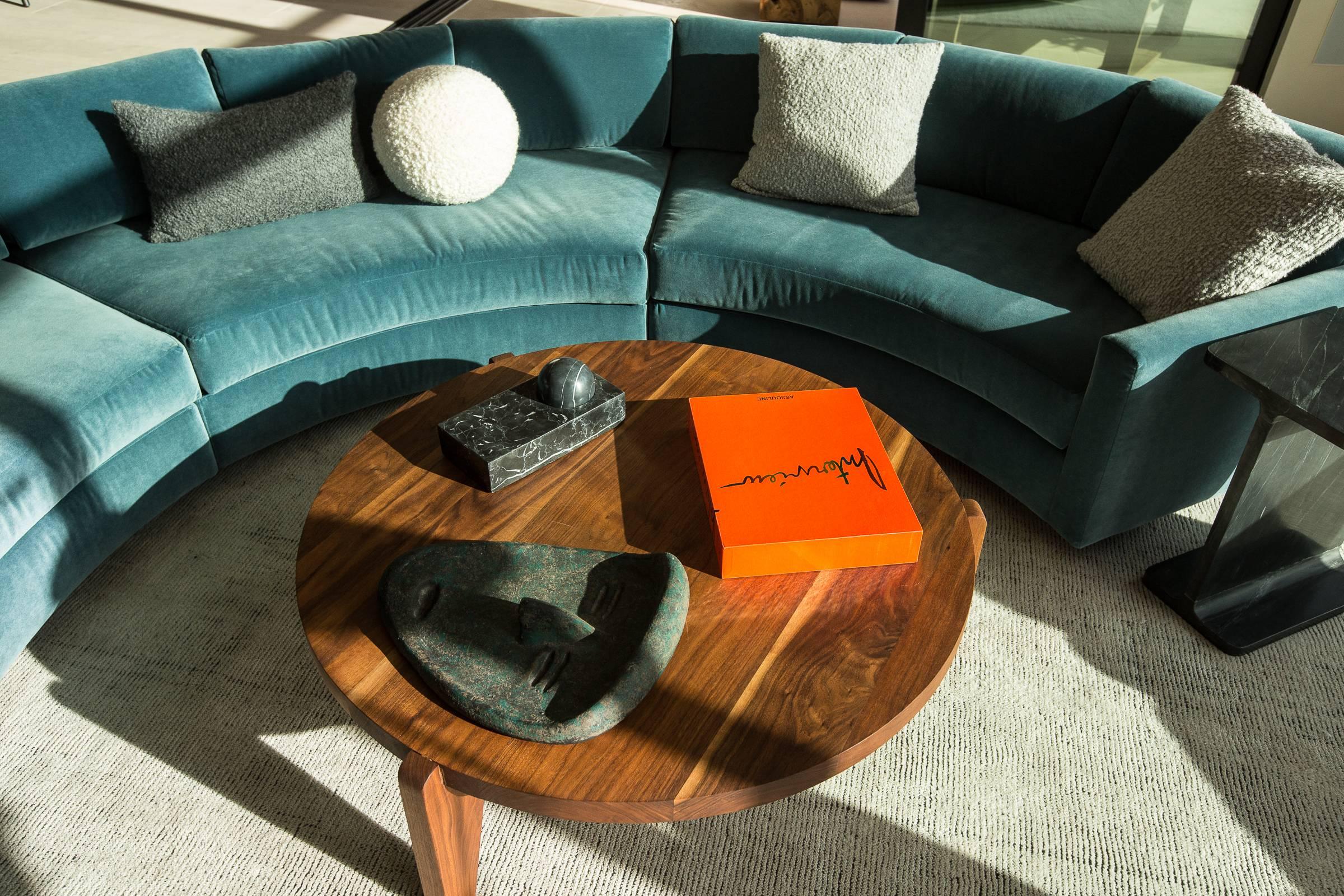 Samuel Amoia Custom California Contemporary Oceanfront Home