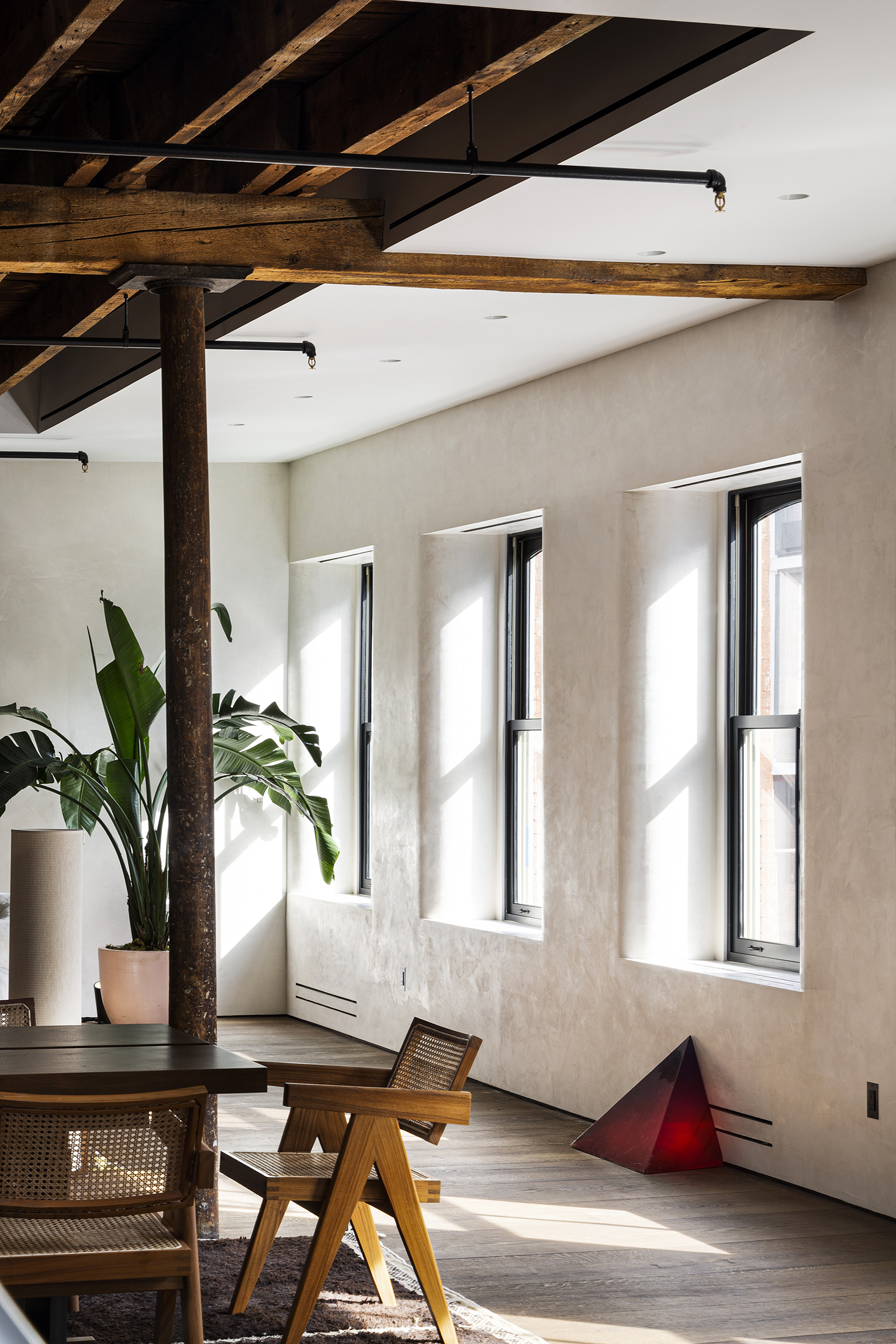 Steve Gold's Soho Loft Samuel Amoia Designer