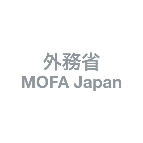 Japan's Ministry of Foreign Affairs logo