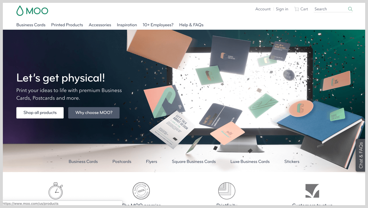 Moo's homepage