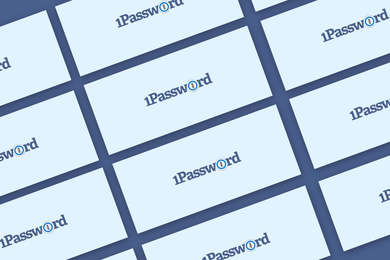 The 1Password logo.