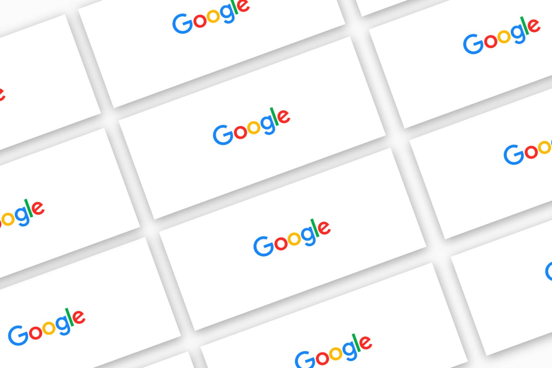 The Google logo.