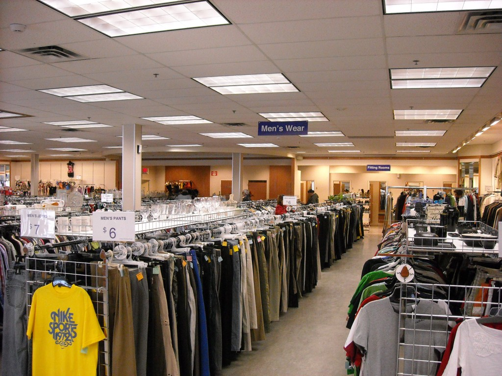 Goodwill Niagara store