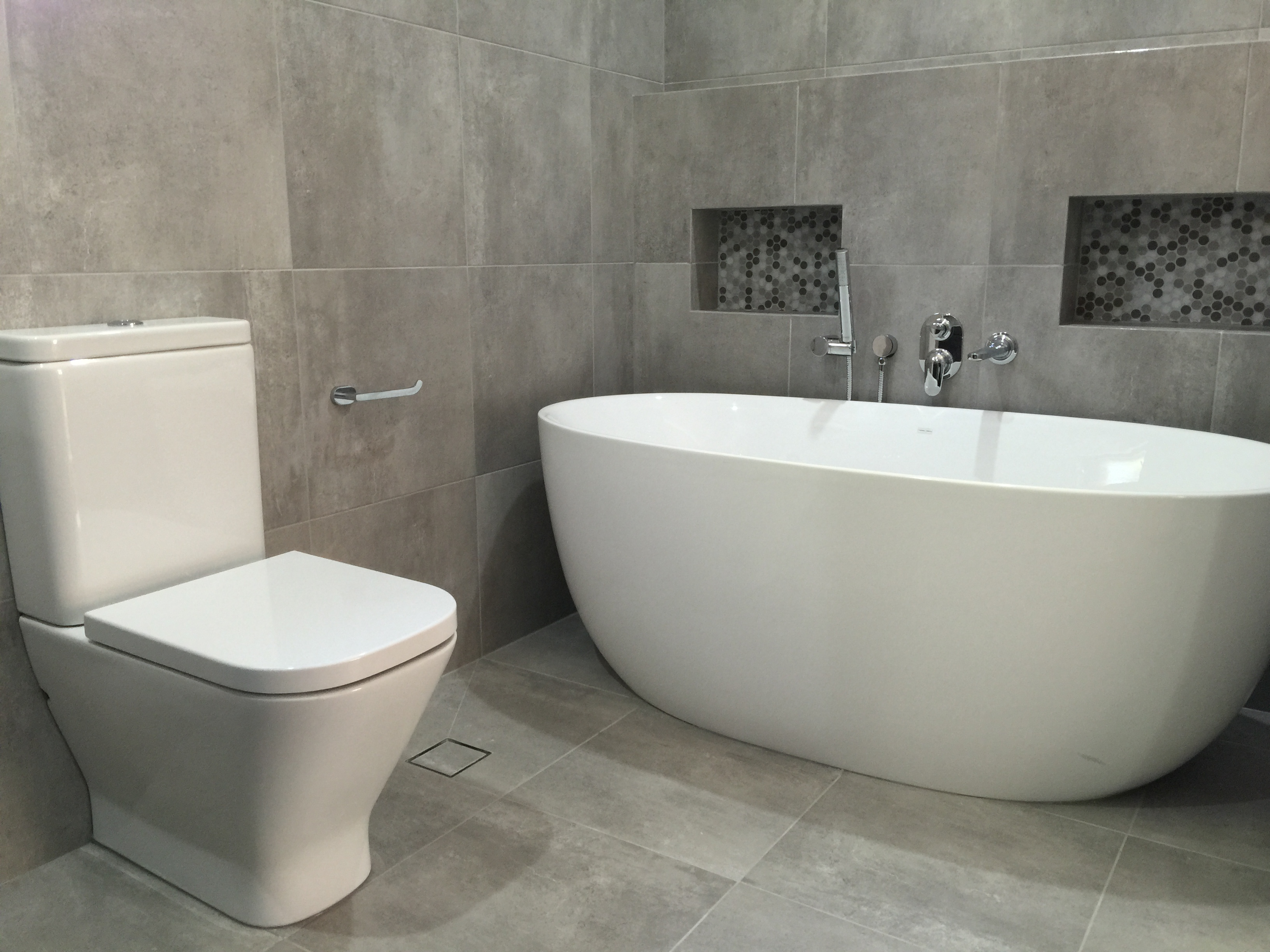 photo of bathroom renovation in Brighton-Le-Sands