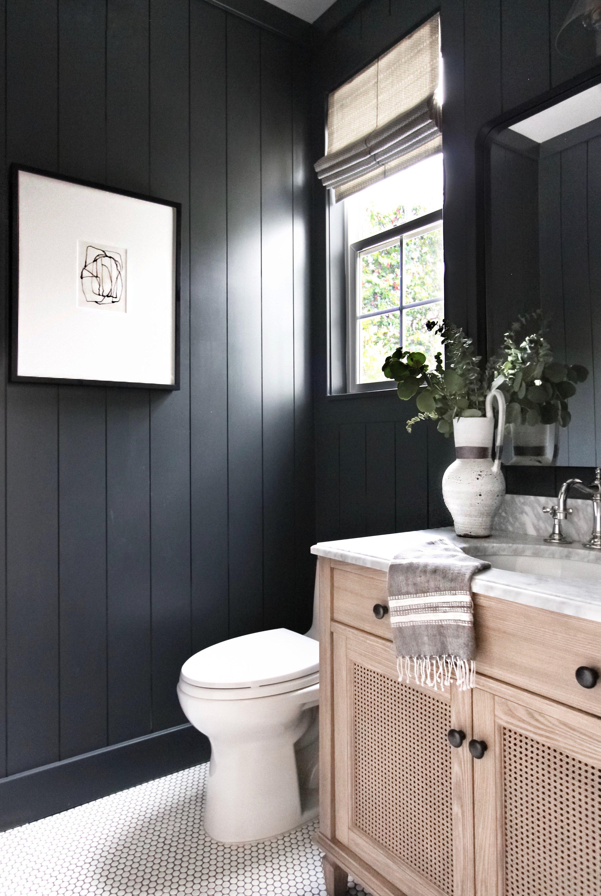 floating basin in a bathroom