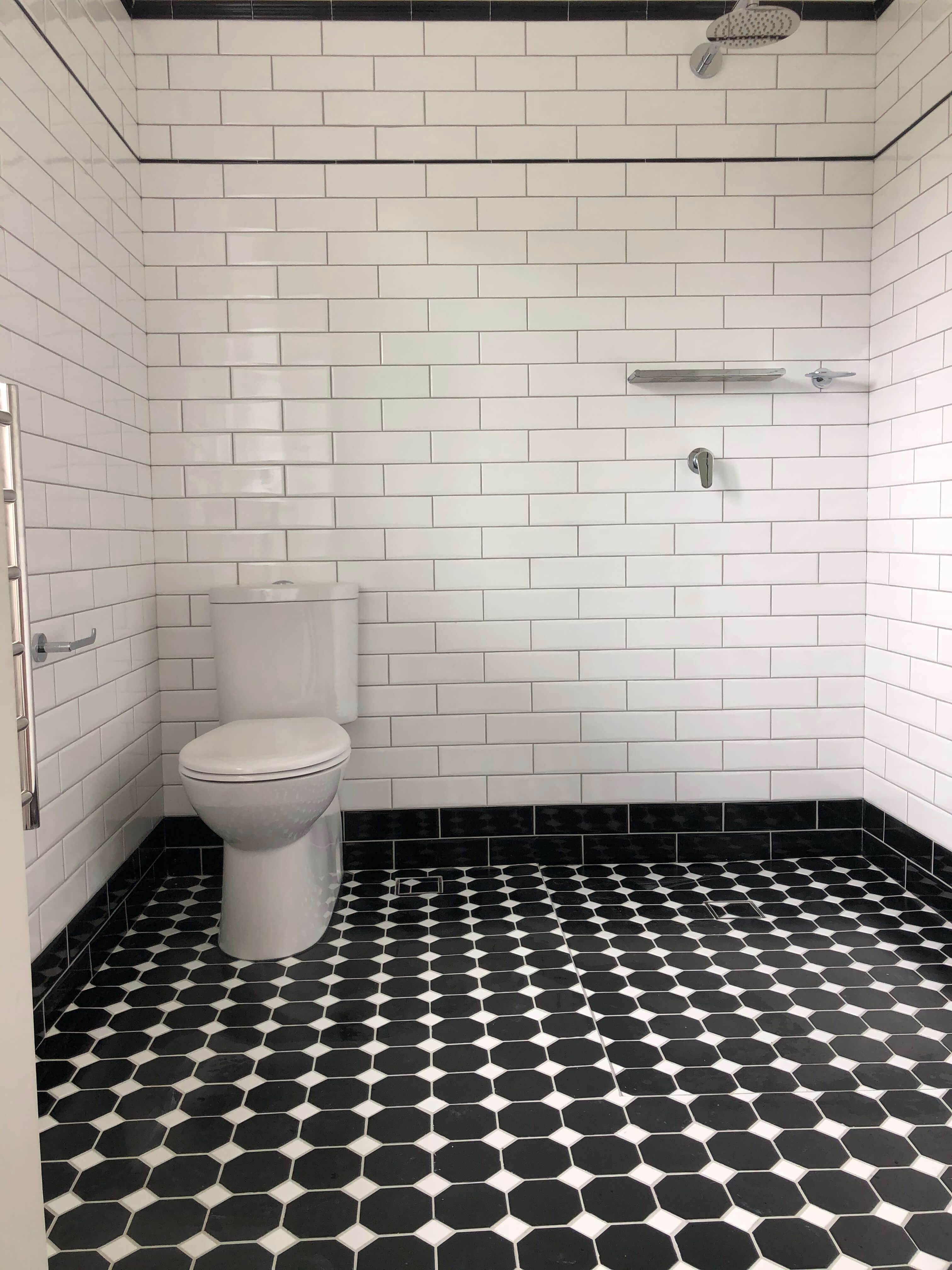 picture of bathroom renovation in coogee