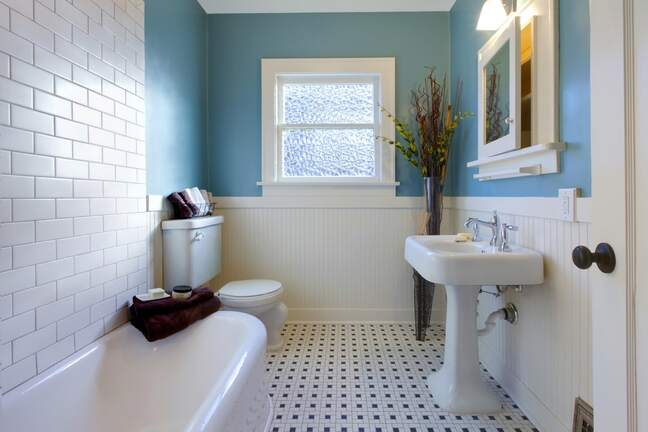 victoria st, potts point bathroom renovation
