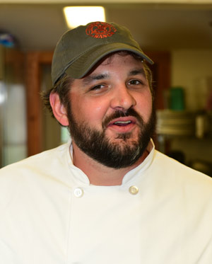 Picture of our Executive Chef.